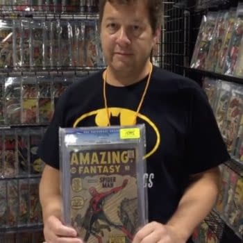 $85,000 In Comics Stolen From One Vendor At Tampa Bay Comic Con