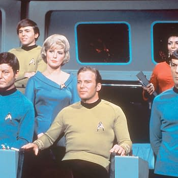 50 Years Of Star Trek Documentary To Air On History Channel