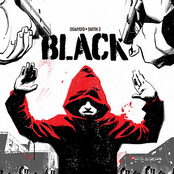 BLACK the Superhero Comic Where Only Black People Get Superpowers to Be a Film Franchise from Studio 8