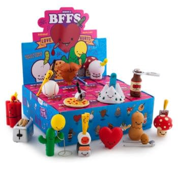 Blind Boxes I'd Actually Buy: BFF's Love Hurts By Travis Cain