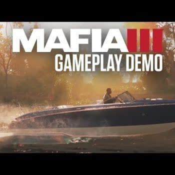 Mafia III Gameplay Video Shows Off 15 Minutes Of The Game In Motion