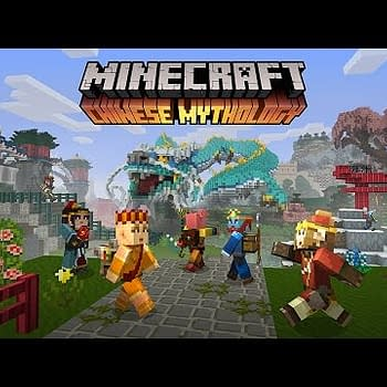 Minecraft Is Getting A China Themed Pack In October