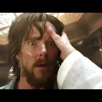 Doctor Strange Gets A Couple TV Spots To Remind You How Cool The Film Looks