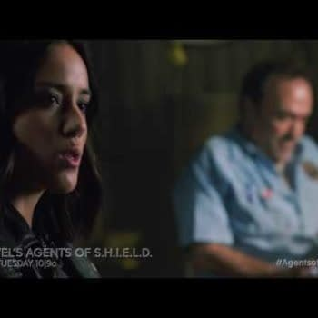 Daisy Plays With Fire In New Clip From Agents Of SHIELD