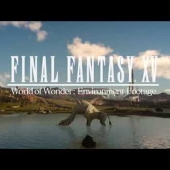 Get A Look At The World Of Final Fantasy XV In New Video