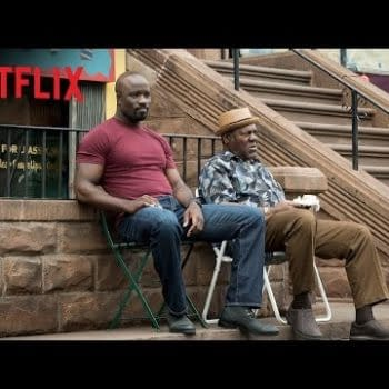 Luke Cage – Harlem's Street Level Hero