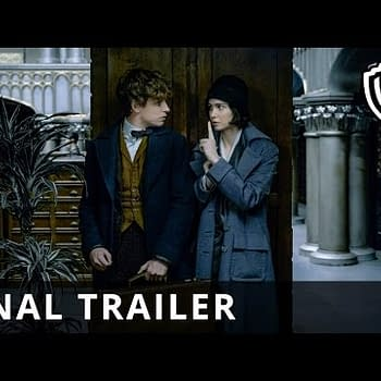Fantastic Beasts And Where To Find Them Gets Its Final Fantastical Trailer