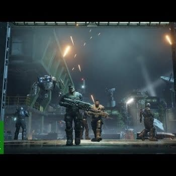 Check Out Gears Of War 4s Prologue In 20 Minute Video