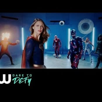 The CW Heroes In Superhero Fight Club 2.0 Trailer