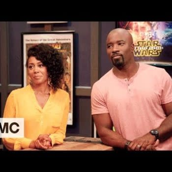 Mike Coulter And Simone Missick Talks Stunts For Marvel's Luke Cage