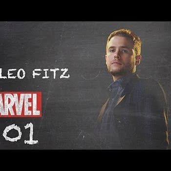 Catching Up With Leo Fitz From Agents Of SHIELD