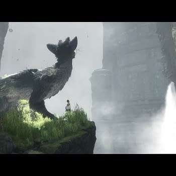 Catch 14 Minutes Of The Last Guardian In New Footage