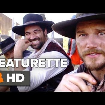Chris Pratt Science May Need Help In Latest Magnificent Seven Featurette
