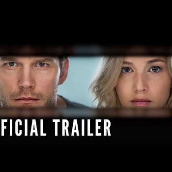 Passengers Forces Chris Pratt And Jennifer Lawrence To Live Together In Space