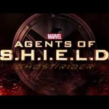 Revving Up The Hellfire Charger For Tonight's Agents Of SHIELD