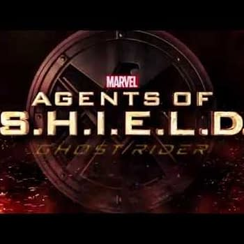Revving Up The Hellfire Charger For Tonights Agents Of SHIELD