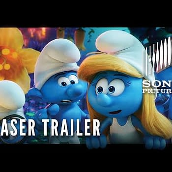 Smurfs: The Lost Village Leaves Our World For An All CG One With New Teaser Trailer