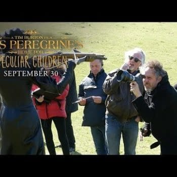 Tim Burton's Vision For Miss Peregrine's Home For Peculiar Children