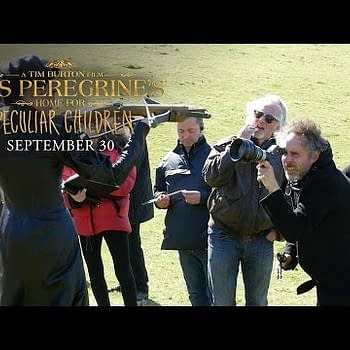 Tim Burtons Vision For Miss Peregrines Home For Peculiar Children
