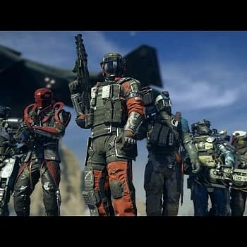 Check Out Call Of Duty Multiplayer Trailers For Both Infinite Warfare And Modern Warfare Remastered