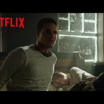 Trailer For Netflix's ARQ Starring Robbie Amell And Rachel Taylor