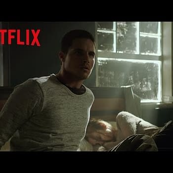 Trailer For Netflixs ARQ Starring Robbie Amell And Rachel Taylor