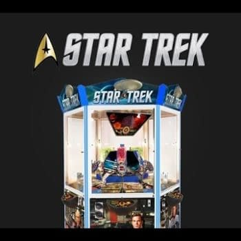 Dave & Buster's Gets In On The 50th Anniversary Of Star Trek