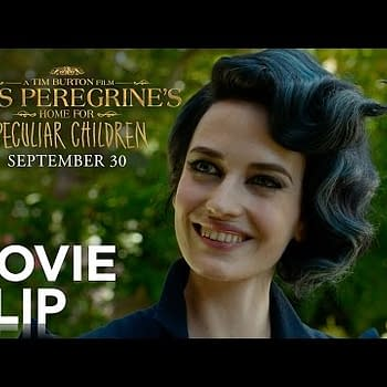 A Peculiar Loop &#8211 A Clip From Miss Peregrines Home For Peculiar Children