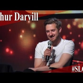 In London, They Have No Tumbleweeds – Arthur Darvill At SLCC