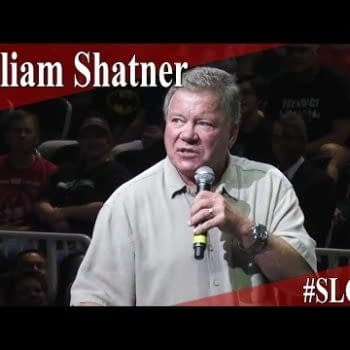 Astrophysicists Are Just Science Fiction Writers – William Shatner At SLCC