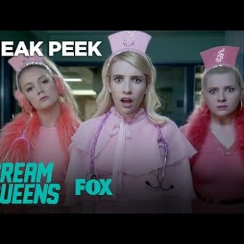 Through The Power Of The Internet, Anyone Can Be An MD – First Look At Scream Queens Season 2