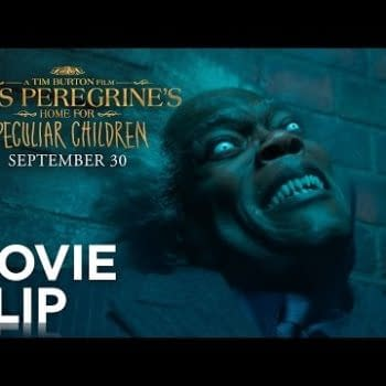 Confronting Barron – A New Clip From Miss Peregrine's Home For Peculiar Children