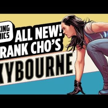 Talking Comics – Skybourne #1, Cyborg Rebirth #1, Supergirl #1, Everafter #1 & More!
