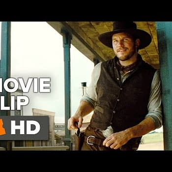 3 Clips From The Magnificent Seven