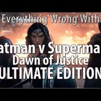 Finding The Sins In The BvS Ultimate Editions