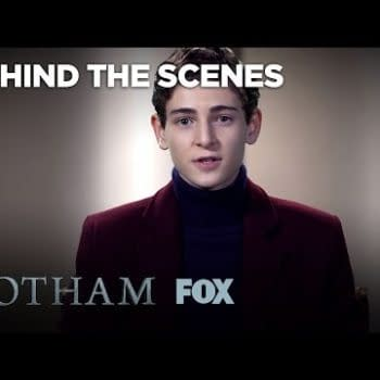 David Mazouz On Season 3 Of Gotham