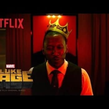 Everyone Wants To Be The King – New Clip From Marvel's Luke Cage