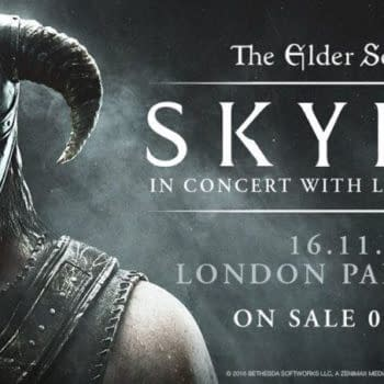 Skyrim Is Getting A Live Concert In London To Celebrate The Remaster