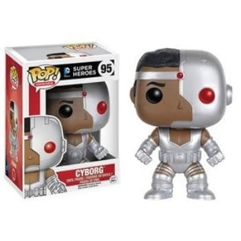 The Flash Director Is Hinting That Cyborg Will Appear In The Movie… With Funkos