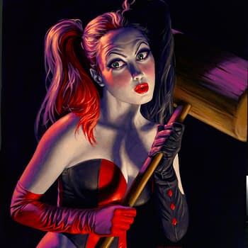 From American Beauties To The Dark Side &#8212 Greg Hildebrandt: A Retrospective Opening At Metropolis Gallery
