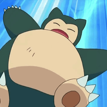 A Wild Snorlax Appears New Pokemon Sun And Moon Content Revealed
