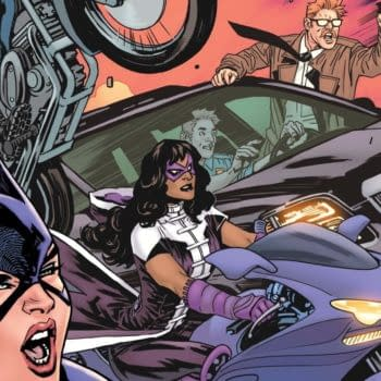 A Well-Rounded, Thrilling Comic: Batgirl And The Birds Of Prey #2