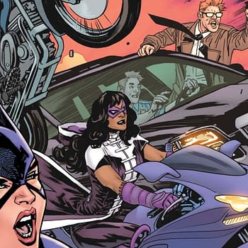 A Well-Rounded Thrilling Comic: Batgirl And The Birds Of Prey #2