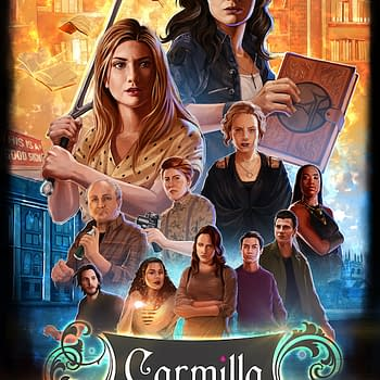 Carmilla Races For The Finish Line In Season Three &#8211 Look It Moves by Adi Tantimedh