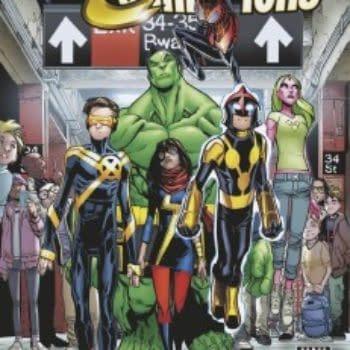 Mark Waid Will Make Even Gail Simone Like Cyclops – The Marvel Panel At Baltimore Comic Con