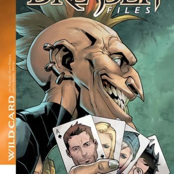 Garth Ennis And Jim Butcher In This Week's Exclusive Extended Previews