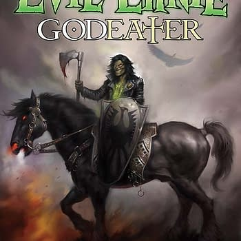 Exclusive Extended Previews &#8211 Evil Ernie: Godeater #2 And The Shadow: Death of Margo Lane #4