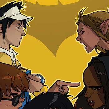 Back To School Thoughts On Gotham Academy Annual #1