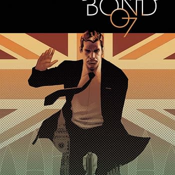 Advanced Review: James Bond: Hammerhead #1