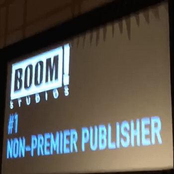 Boom Studios Is A Unicorn That Wants To Be A Premier Publisher